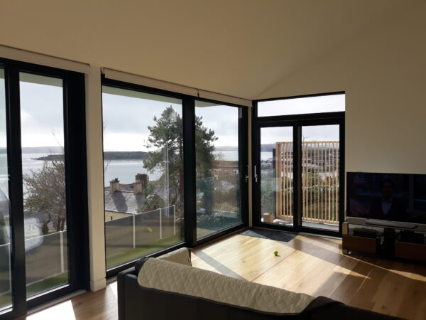 Scandinavian Timber Window