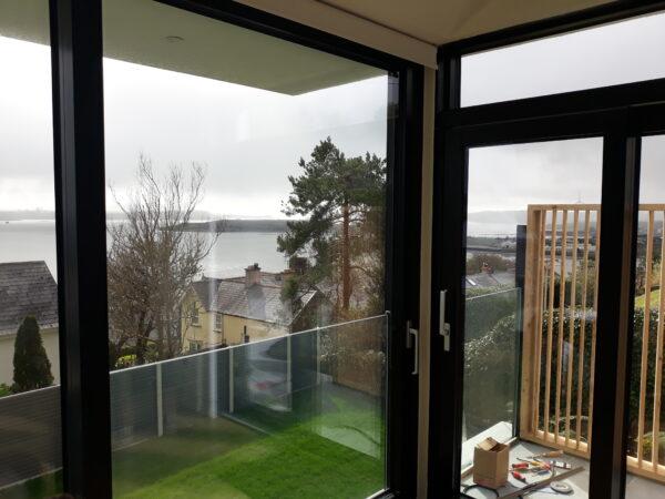 Scandinavian Timber Window