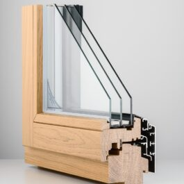 Eurolux Timber Window