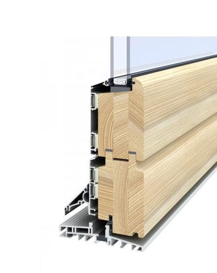 Prestige Scandinavian Pine Door
