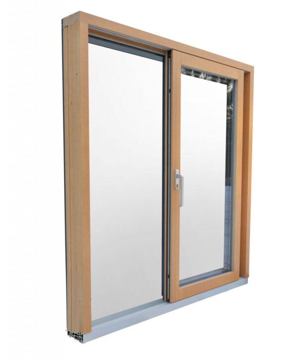 Prestige lift and slide patio door