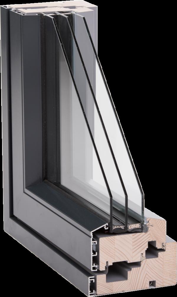 synergy aluclad window cut
