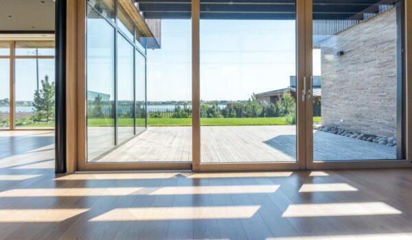 Prestige Aluclad Lift and Slide Doors