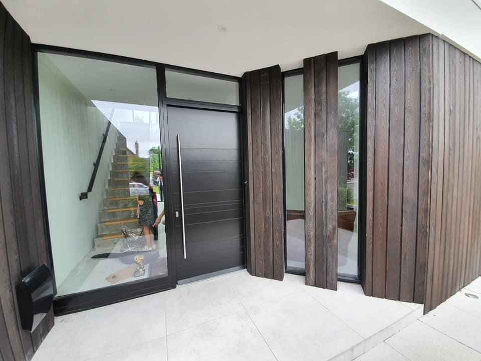 Prestige Aluclad Entrance Doors